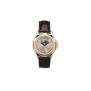 The St Tropez Watch - Ladies - Silver/Gold/Black